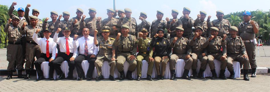 Satuan Polisi Pamong Praja<BR>HUT Satpol PP 2018